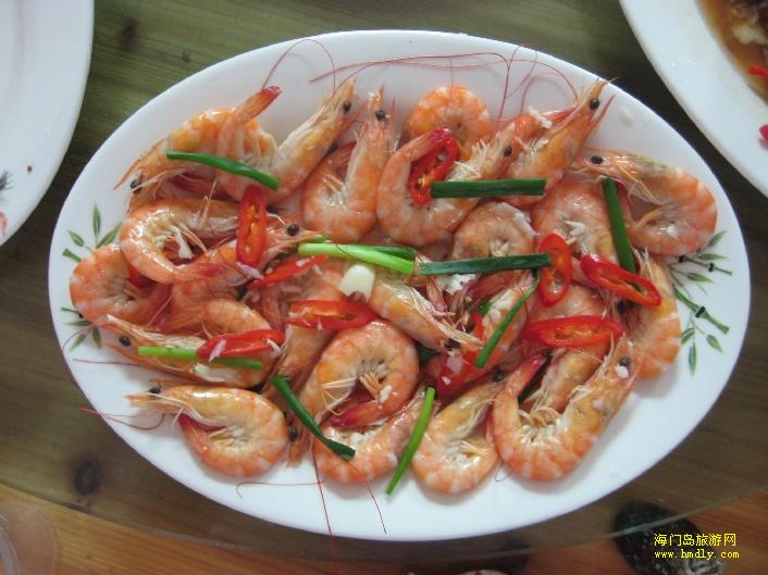 海门岛菜单